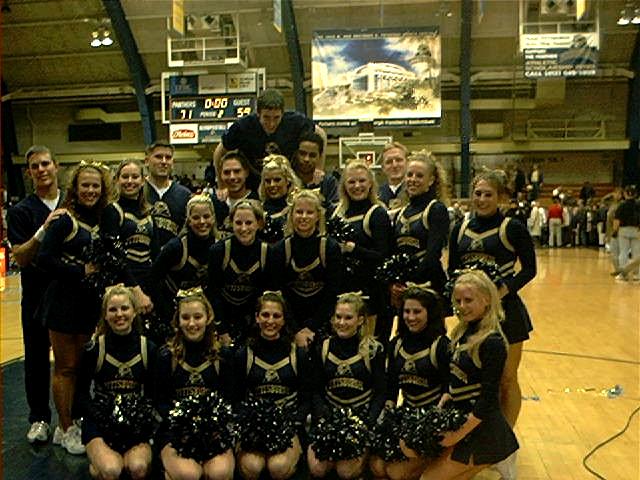 Cheerleaders Pittsburgh